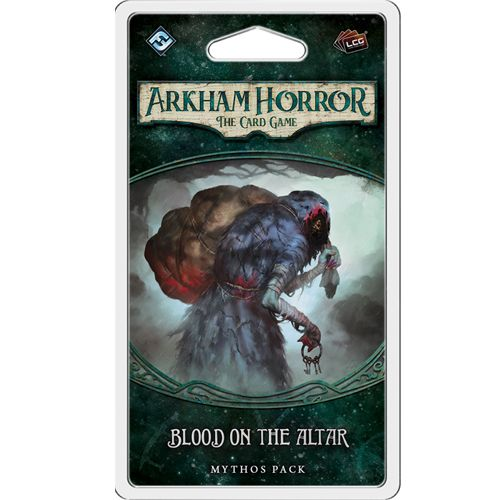 Arkham Horror Lcg: Blood On The Altar - Mythos Pack