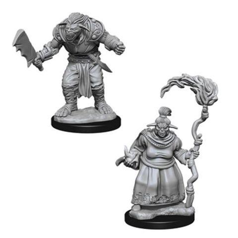 Pathfinder Battles Unpainted Minis - Bugbears