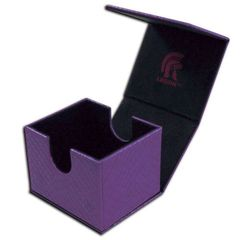Legion Dragon Hide: Hoard V2 Vinyl Box - Purple