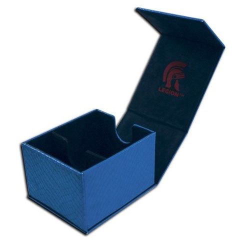Legion Dragon Hide: Hoard Plus Vinyl Box - Blue