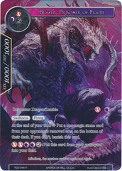 Blazer, Prisoner of Flame - RDE-046 - R - Full Art