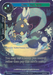 Moon View Rabbit (Full Art) - RDE-072 - R