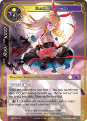 Black Heart Alice - RDE-044 - SR - Foil on Channel Fireball