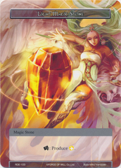 Light Magic Stone - RDE-103 - C - Foil