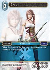 Serah - 1-195S - Foil