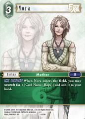 Nora - 1-079R - Foil