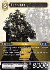 Gabranth - 1-098R - Foil