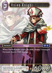 Onion Knight - 1-125R - Foil