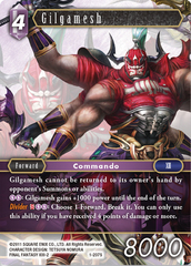 Gilgamesh - 1-207S - Foil