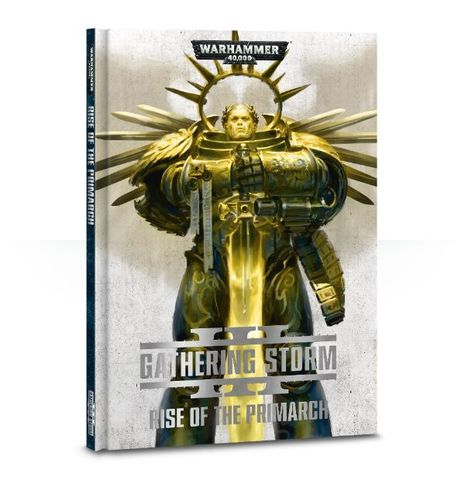 The Gathering Storm: Rise of the Primarch - Miniatures » Warhammer