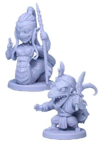 Arcadia Quest Rosh & Mamba