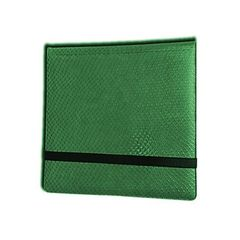 Legion 12 Pocket Dragon Hide Binder: Green