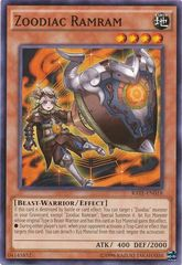 Zoodiac Ramram - RATE-EN018 - Common - Unlimited Edition