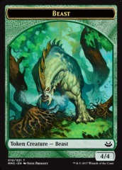 Beast Token (10/21)