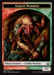 Token - Goblin Warrior