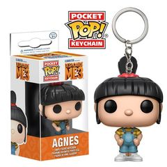 Pocket Pop! Keychain: Despicable Me 3 - Agnes