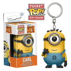 Pocket Pop! Keychain: Despicable Me 3 - Carl (In Minion Jumpsuit)