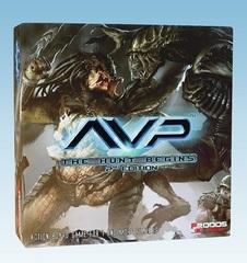 Avp: Alien Vs Predator - The Hunt Begins (2nd Edition)