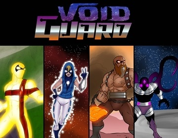 Sentinels Of The Multiverse: Void Guard Mini-Exp