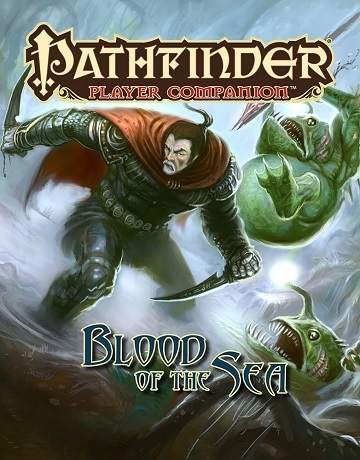 Pathfinder Companion: Blood Of The Sea