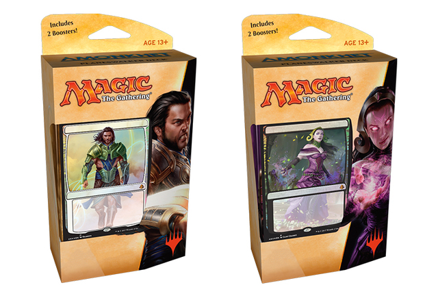 Amonkhet Planeswalker Deck - Set of 2