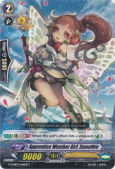 Apprentice Weather Girl, Smoothie  - G-CHB02/046EN - C on Channel Fireball