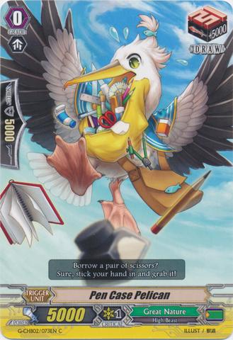 Pencil Case Pelican - G-CHB02/073EN - C