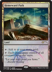 Homeward Path - Foil DCI Judge Promo