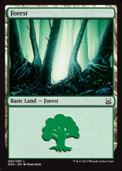 Forest (63) on Channel Fireball