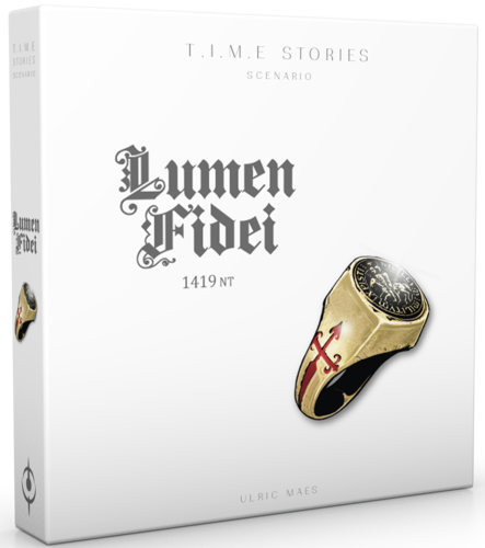 T.I.M.E Stories Expansion: Lumen Fidei