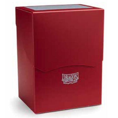 Dragon Shield: Deck Shell Red