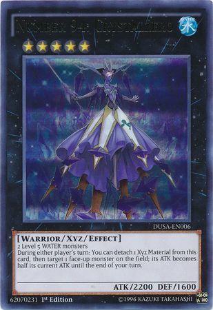 Yugioh Chaos Scepter Blast DUSA Ultra Rare 1st Edition NM