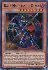 Dark Magician of Chaos - DUSA-EN054 - Ultra Rare - 1st Edition
