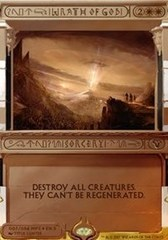 Wrath of God - Foil (Amonkhet Invocation)