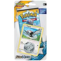 Sun & Moon Checklane Blister Pack - Pikipek