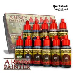 The Army Painter: Warpaints Quickshade Washes Set
