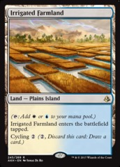 Irrigated Farmland - Foil