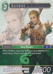 Balthier - 2-066R on Channel Fireball