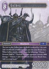 Golbez - 2-109H