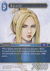 Quistis - 2-127R