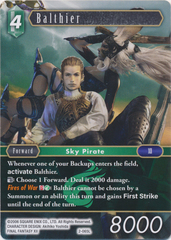Balthier - 2-065L - Foil on Channel Fireball