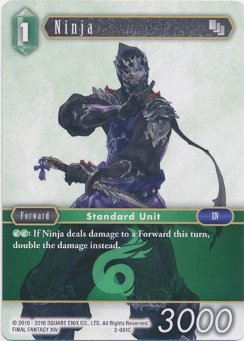 Earth Hero Standard // Foil Final Fantasy TCG: Opus 1 Guy 1-097H