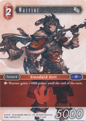 Warrior - 2-010C - Foil