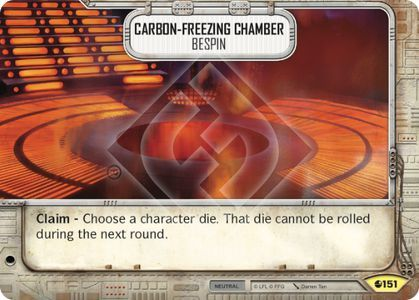 Carbon-freezing Chamber - Bespin