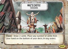 Maz's Castle - Takodana