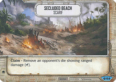 Secluded Beach - Scarif