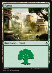 Forest - Foil (267)(AKH)