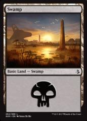 Swamp (262) - Foil