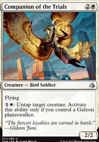 Companion of the Trials - Planeswalker Deck Exclusive