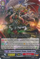 Covert Demonic Dragon, Hyakki Zora - G-BT10/033EN - R on Channel Fireball